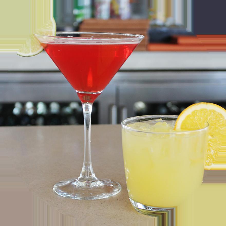 Happy Hour at Tavola Bar