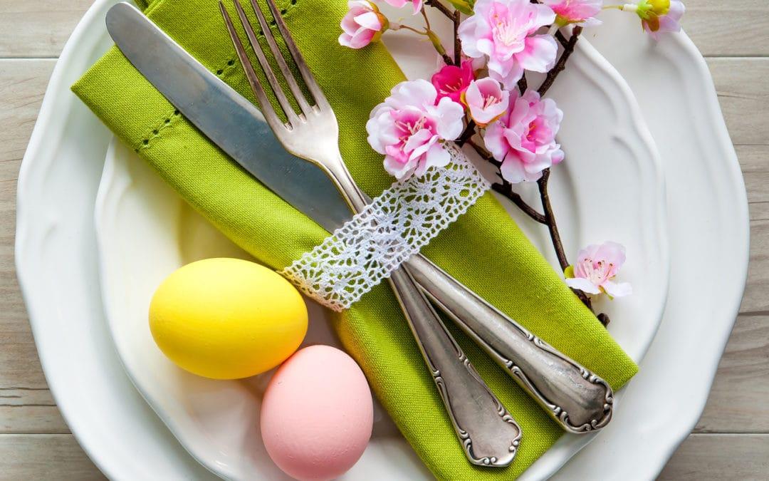 Easter Brunch and Dinner (4/12)