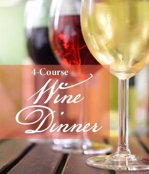 4-Course Wine Dinner featuring Duckhorn Vineyards (6/12)