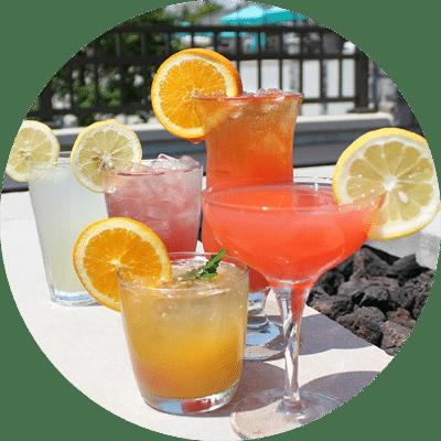 Garden Cocktails